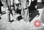 Image of Sanitation trucks and workers Paris France, 1953, second 8 stock footage video 65675032388