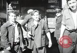 Image of Sanitation trucks and workers Paris France, 1953, second 11 stock footage video 65675032388