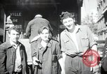 Image of Sanitation trucks and workers Paris France, 1953, second 13 stock footage video 65675032388