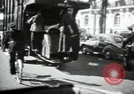 Image of Sanitation trucks and workers Paris France, 1953, second 22 stock footage video 65675032388