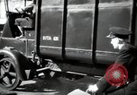 Image of Sanitation trucks and workers Paris France, 1953, second 26 stock footage video 65675032388