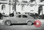 Image of Sanitation trucks and workers Paris France, 1953, second 30 stock footage video 65675032388