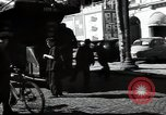 Image of Sanitation trucks and workers Paris France, 1953, second 55 stock footage video 65675032388