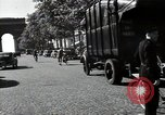 Image of Sanitation trucks and workers Paris France, 1953, second 59 stock footage video 65675032388