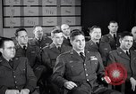Image of U.S. Air Force Officers United States USA, 1951, second 3 stock footage video 65675032395