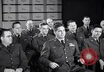 Image of U.S. Air Force Officers United States USA, 1951, second 8 stock footage video 65675032395