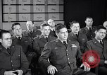 Image of U.S. Air Force Officers United States USA, 1951, second 12 stock footage video 65675032395