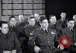 Image of U.S. Air Force Officers United States USA, 1951, second 20 stock footage video 65675032395