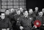 Image of U.S. Air Force Officers United States USA, 1951, second 21 stock footage video 65675032395