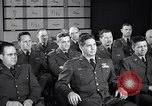 Image of U.S. Air Force Officers United States USA, 1951, second 22 stock footage video 65675032395