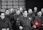 Image of U.S. Air Force Officers United States USA, 1951, second 26 stock footage video 65675032395