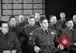 Image of U.S. Air Force Officers United States USA, 1951, second 27 stock footage video 65675032395
