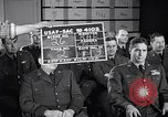 Image of U.S. Air Force Officers United States USA, 1951, second 29 stock footage video 65675032395