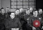 Image of U.S. Air Force Officers United States USA, 1951, second 32 stock footage video 65675032395