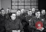 Image of U.S. Air Force Officers United States USA, 1951, second 34 stock footage video 65675032395