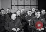 Image of U.S. Air Force Officers United States USA, 1951, second 35 stock footage video 65675032395