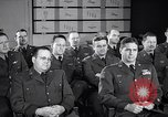 Image of U.S. Air Force Officers United States USA, 1951, second 36 stock footage video 65675032395