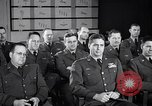 Image of U.S. Air Force Officers United States USA, 1951, second 39 stock footage video 65675032395
