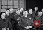 Image of U.S. Air Force Officers United States USA, 1951, second 40 stock footage video 65675032395