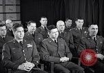 Image of U.S. Air Force Officers United States USA, 1951, second 47 stock footage video 65675032395