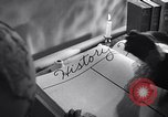 Image of large volume titled history on desk United States USA, 1951, second 13 stock footage video 65675032397