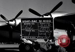 Image of Convair B-36 taxiing Fort Worth Texas USA, 1951, second 2 stock footage video 65675032402