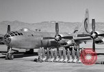 Image of B-50 Superfortress and crew Tucson Arizona USA, 1951, second 8 stock footage video 65675032409