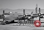 Image of B-50 Superfortress and crew Tucson Arizona USA, 1951, second 19 stock footage video 65675032409