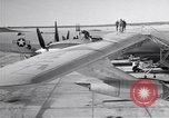 Image of Convair B-36 and airmen Fort Worth Texas USA, 1951, second 13 stock footage video 65675032412