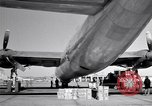 Image of Convair B-36 and airmen Fort Worth Texas USA, 1951, second 31 stock footage video 65675032412