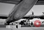 Image of Convair B-36 and airmen Fort Worth Texas USA, 1951, second 34 stock footage video 65675032412
