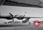 Image of Convair B-36 and airmen Fort Worth Texas USA, 1951, second 53 stock footage video 65675032412