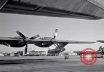 Image of Convair B-36 and airmen Fort Worth Texas USA, 1951, second 54 stock footage video 65675032412