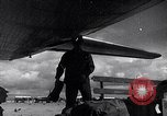 Image of Unloading materiel from a B-36 Roswell New Mexico USA, 1953, second 35 stock footage video 65675032428