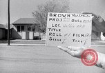 Image of Walker Air Force Base Roswell New Mexico USA, 1953, second 1 stock footage video 65675032429