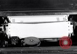 Image of teletype machine Thule Greenland, 1953, second 2 stock footage video 65675032436