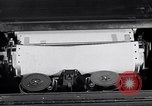 Image of teletype machine Thule Greenland, 1953, second 7 stock footage video 65675032436
