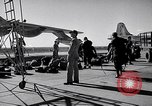 Image of Convair B-36 Roswell New Mexico USA, 1953, second 37 stock footage video 65675032437