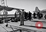 Image of Convair B-36 Roswell New Mexico USA, 1953, second 39 stock footage video 65675032437