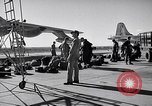 Image of Convair B-36 Roswell New Mexico USA, 1953, second 40 stock footage video 65675032437