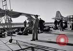 Image of Convair B-36 Roswell New Mexico USA, 1953, second 41 stock footage video 65675032437