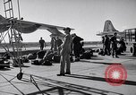 Image of Convair B-36 Roswell New Mexico USA, 1953, second 42 stock footage video 65675032437