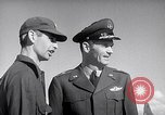 Image of Convair B-36 Roswell New Mexico USA, 1953, second 58 stock footage video 65675032437