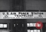 Image of Berlin Airlift Berlin Germany, 1949, second 4 stock footage video 65675032473