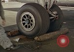 Image of Fire guard for aircraft engine start Honolulu Hawaii USA, 1959, second 18 stock footage video 65675032481