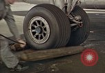 Image of Fire guard for aircraft engine start Honolulu Hawaii USA, 1959, second 20 stock footage video 65675032481