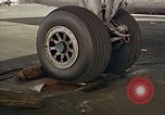 Image of Fire guard for aircraft engine start Honolulu Hawaii USA, 1959, second 21 stock footage video 65675032481