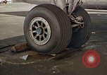 Image of Fire guard for aircraft engine start Honolulu Hawaii USA, 1959, second 22 stock footage video 65675032481