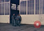 Image of Fire guard for aircraft engine start Honolulu Hawaii USA, 1959, second 55 stock footage video 65675032481