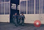 Image of Fire guard for aircraft engine start Honolulu Hawaii USA, 1959, second 56 stock footage video 65675032481